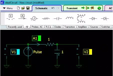Software Simulasi Rangkaian Elektronik-2