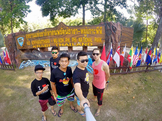 Pakej Percutian Bajet Murah ke Krabi 2016