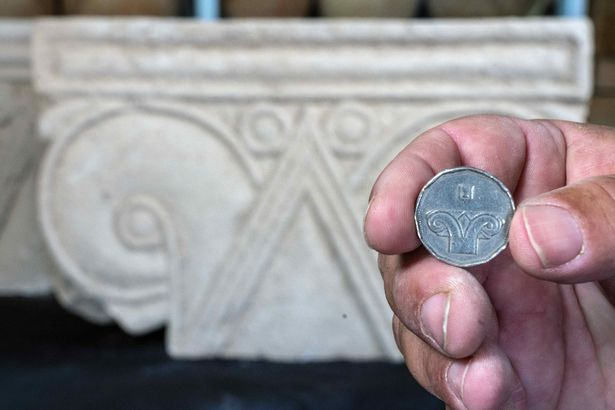 2,500-year-old royal palace found buried outside the walls of Jerusalem
