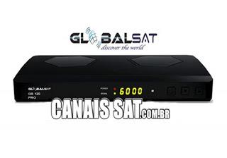 Globalsat GS120 PRO Atualização V1.15 - 26/05/2021