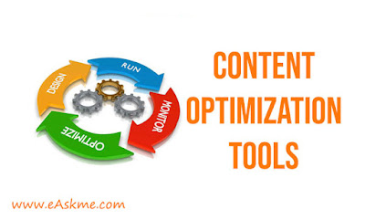 Content Optimization Tools: 200+ SEO Tools: Complete List for 2019: eAskme