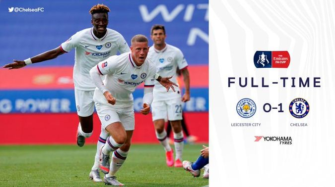 Leicester City vs Chelsea 0–1 Highlights
