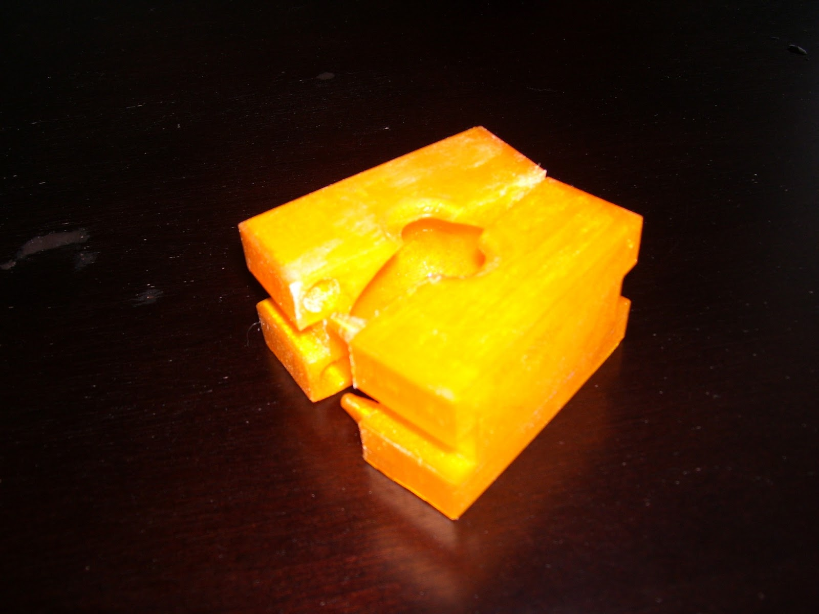 Floating Candle Mold | Projects - William Gibson