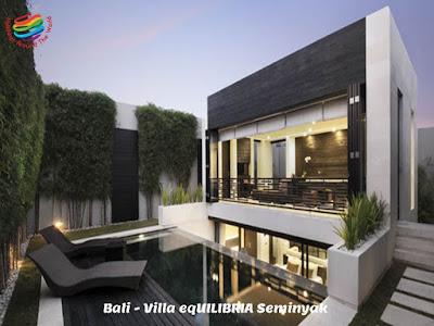 Bali - Villa eqUILIBRIA Seminyak