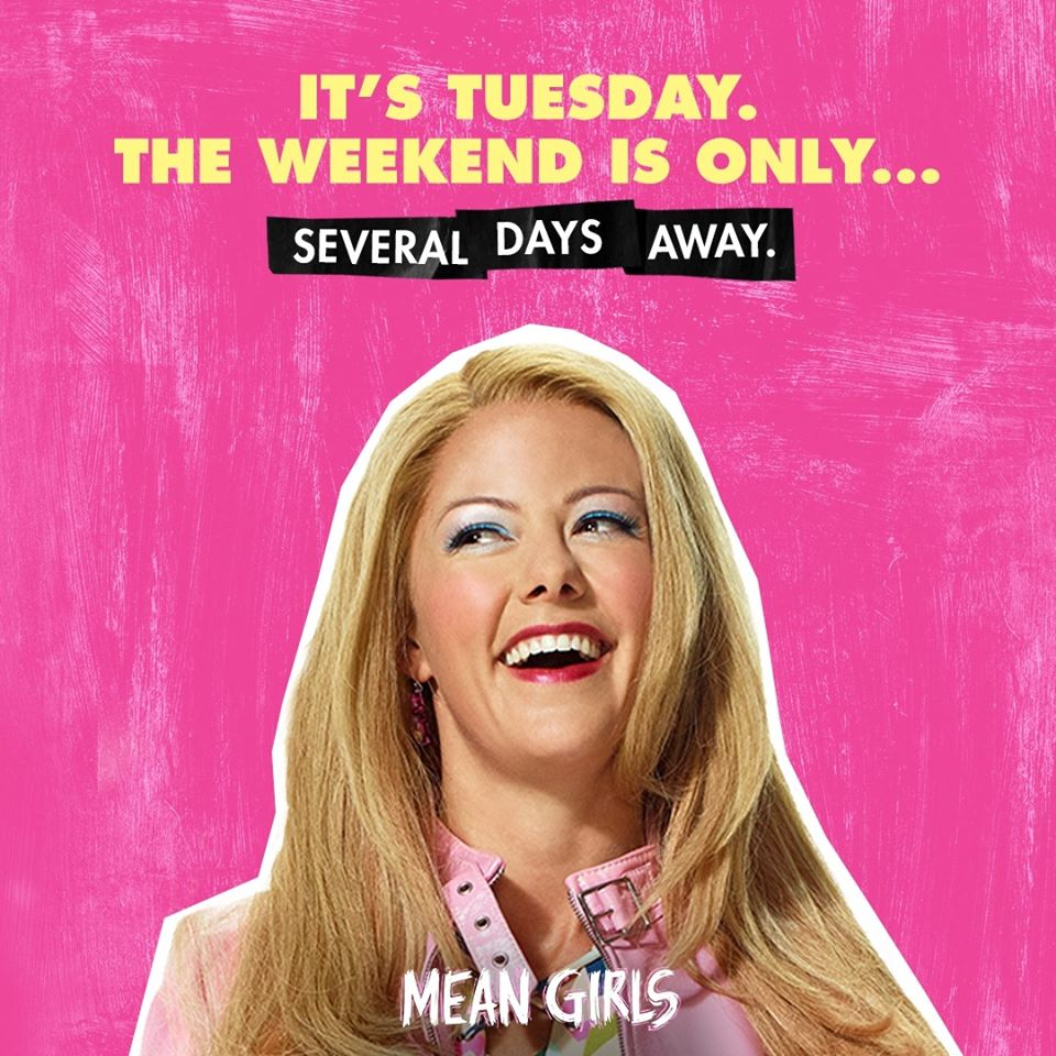 Mean Girls Day Wishes Sweet Images