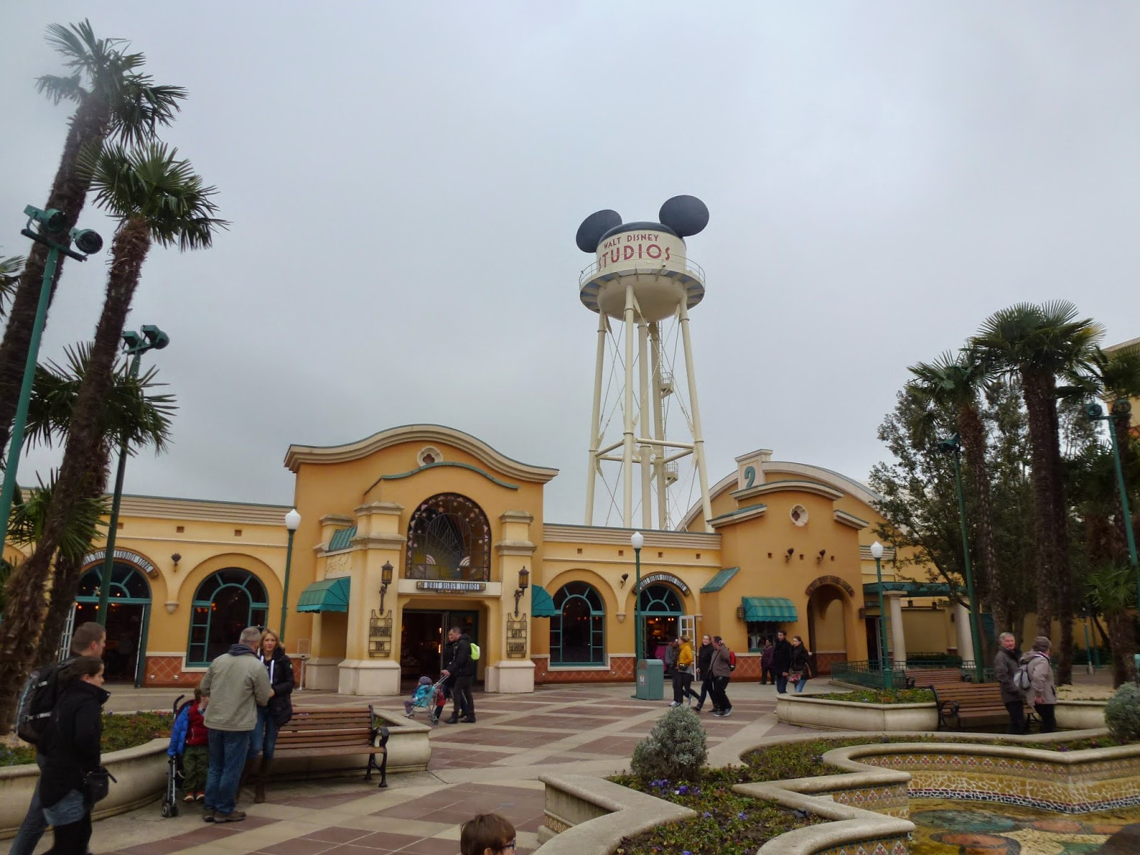 Disneyland in paris facts for an essay