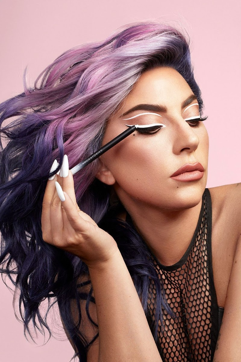 Lady Gaga Featured In Your Cosmetics Collection 2020