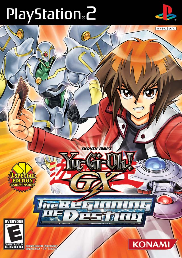 Yu Gi Oh! GX The Beginning Of Destiny ~ PS2 | GAMES AND ...