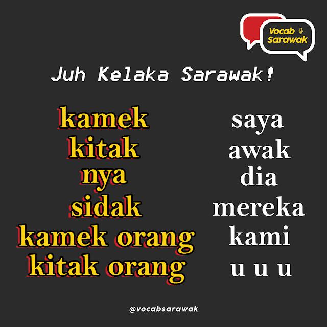 Juh Kelaka Sarawak! - 1