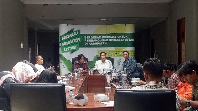 Festival Kabupaten Lestari 2018:  Solusi Karya Anak Bangsa untuk Kabupaten Lestari
