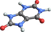 Uric acid structure image
