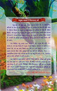 सेख शादी की शिक्षाप्रद कथाएं पुस्तक का लास्ट कबर