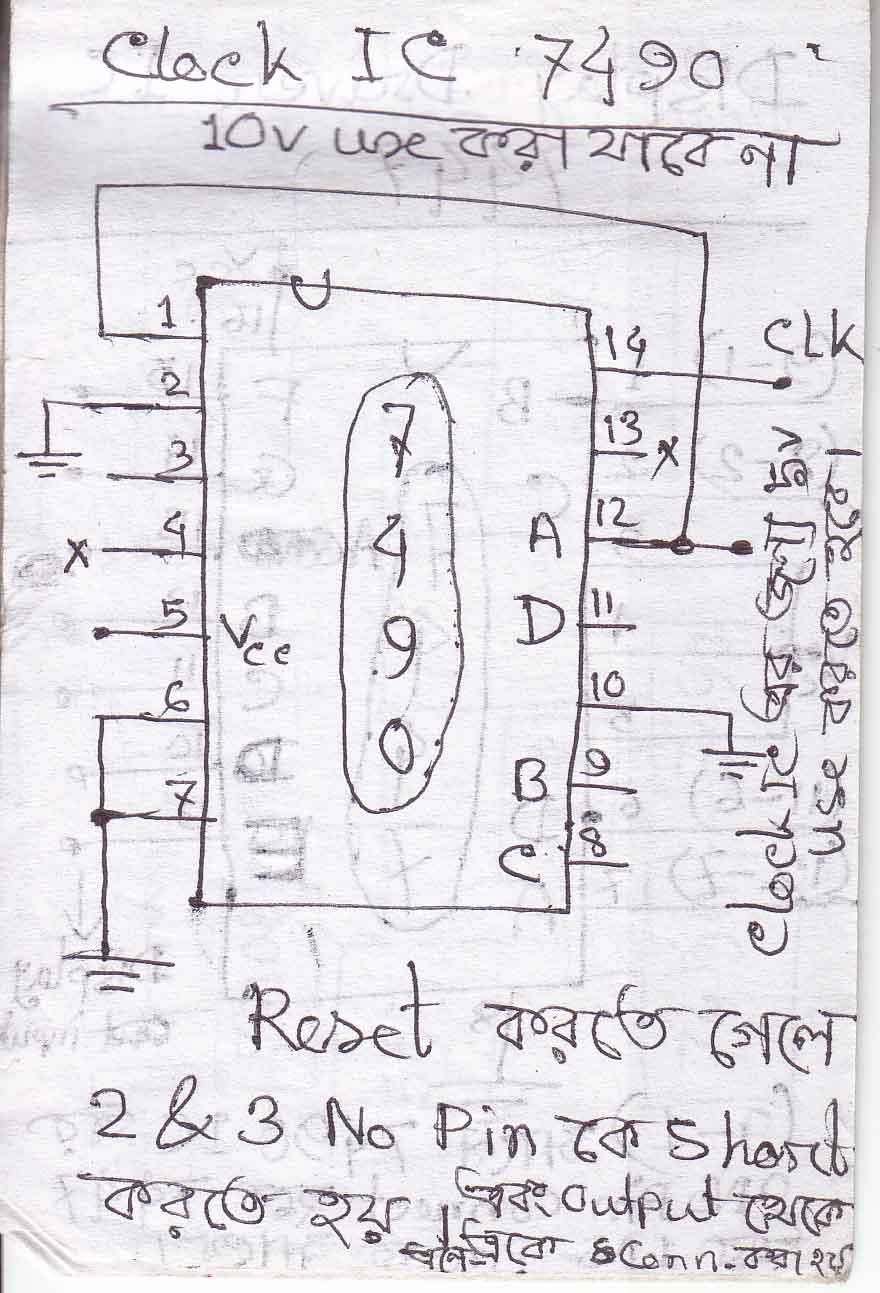 Hobby in Electronics: Stepper Motor Rotation ( 172.5
