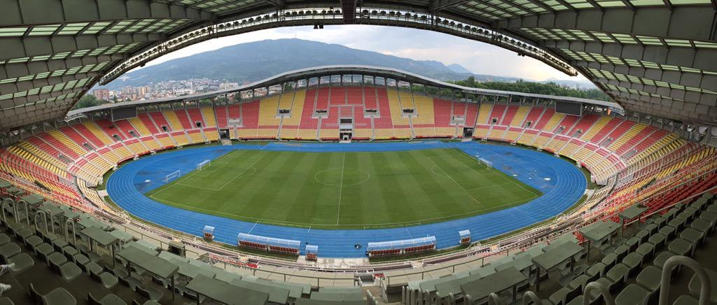 Macedonia getting ready to host UEFA Super Cup final