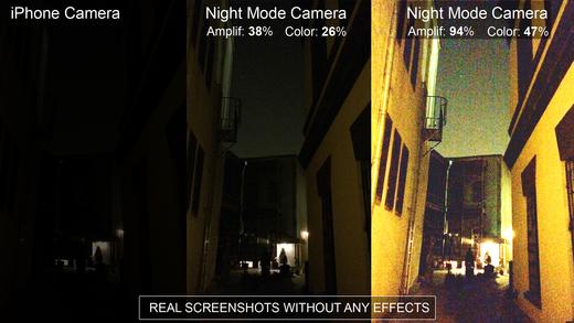 تطبيق Night Photo and Video Shoot لتصوير الصور والفيديو في الظلام