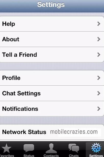 Cara Agar Whatsapp Tidak Terlihat Online di Android Dengan Mudah 1