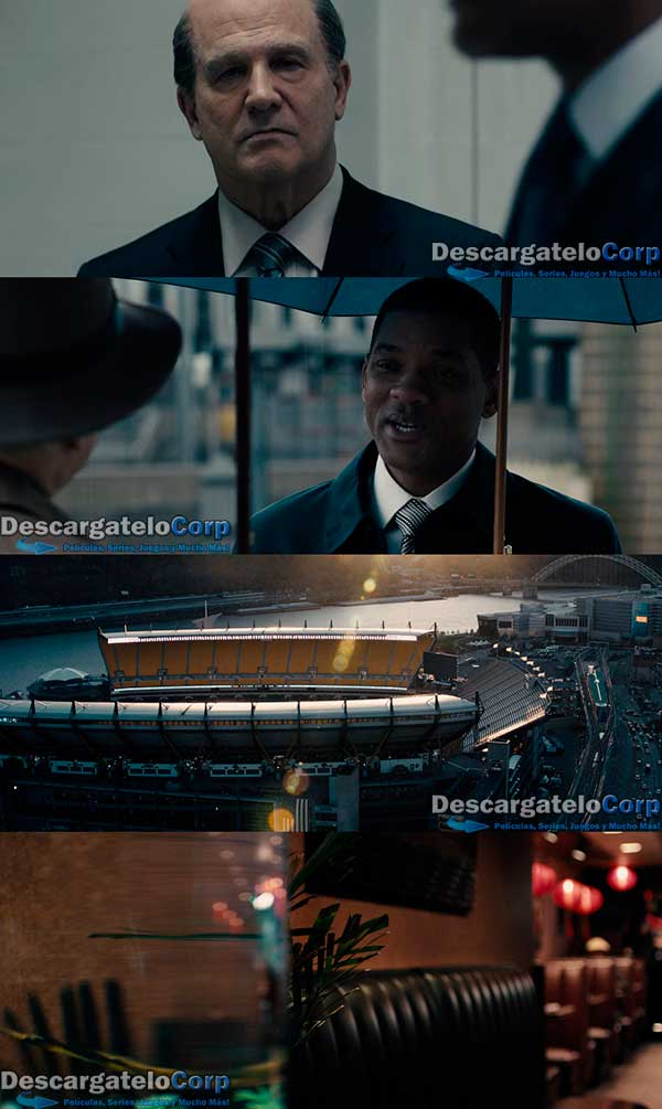 Concussion HD 720p Latino