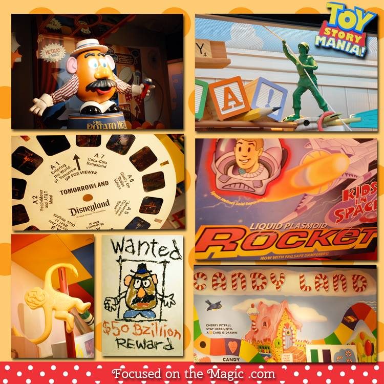Toy Story Mania, Disney Hollywood Studios