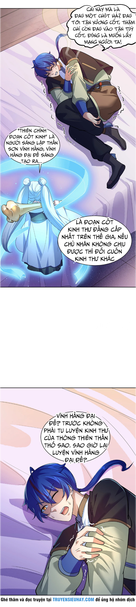 Võ Đạo Độc Tôn chap 63 - Trang 4