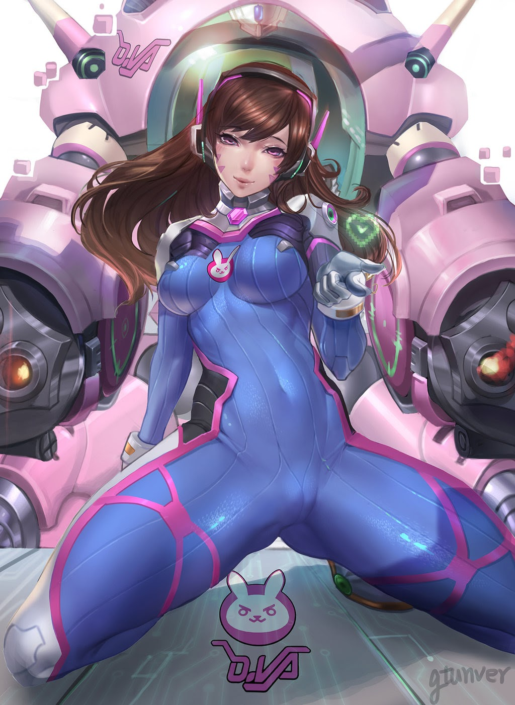 hot d.va images