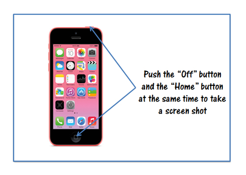 How to take a screenshot with your iPhone