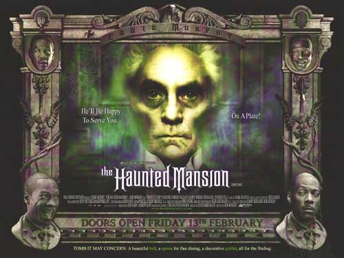 Haunted Mansion (2003) Movie Poster