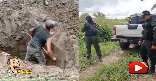 PNB sorprende al FAES intentando extorsionar y ejecutar a un productor agropecuario