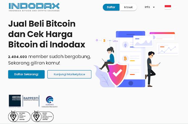 Apa itu Indodax? Indodax adalah