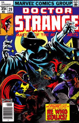 Doctor Strange #29, Death-Stalker