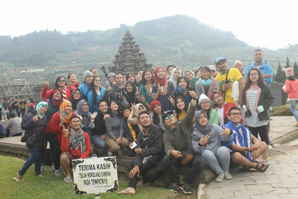 OPEN TRIP DIENG 30 DES 2016 - 01 JAN 2017