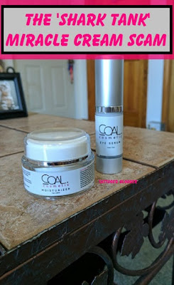 shark tank | face cream