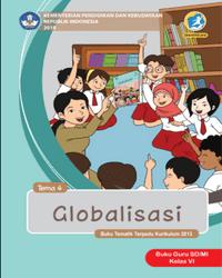 Buku tema 4 Guru Kelas 6 k13 2018