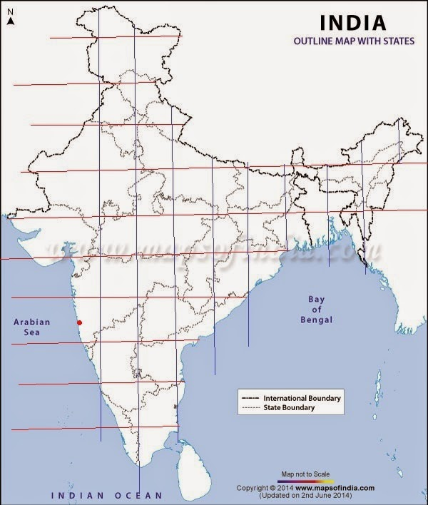 History For Civil Servises Examination Indian History Through Map