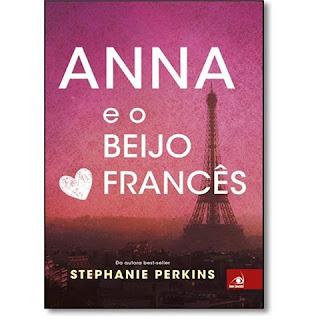 Nova capa para Anna e o Beijo Francês