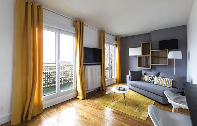 Rénovation création appartement d'architecte