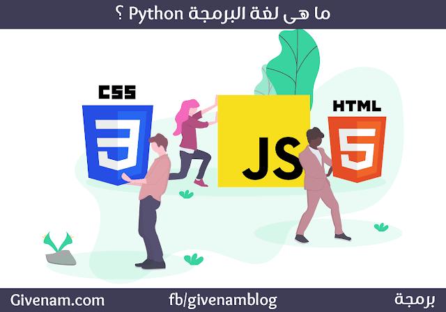ما هي لغة البرمجة بايثون