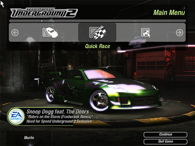 Download Need for Speed UndergroundTorrent PC