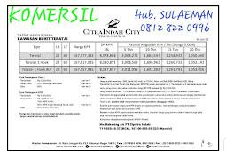 Rumah Subsidi Bukit Teratai Citra Indah City