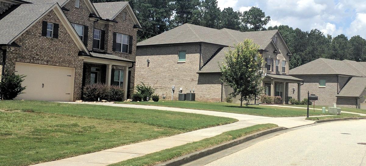 Lawrenceville GA Homes for Sale Header Image