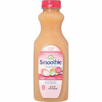 A stock image of Nature's Nectar Tropical Boost Smoothie, from Aldi