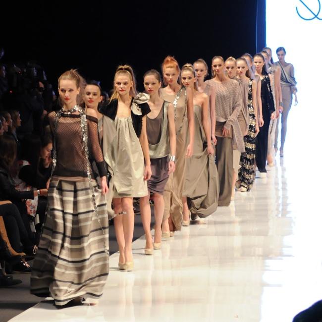 Solar na Fashion Week