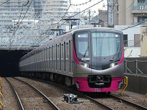 【5000系代走!】急行 笹塚行き