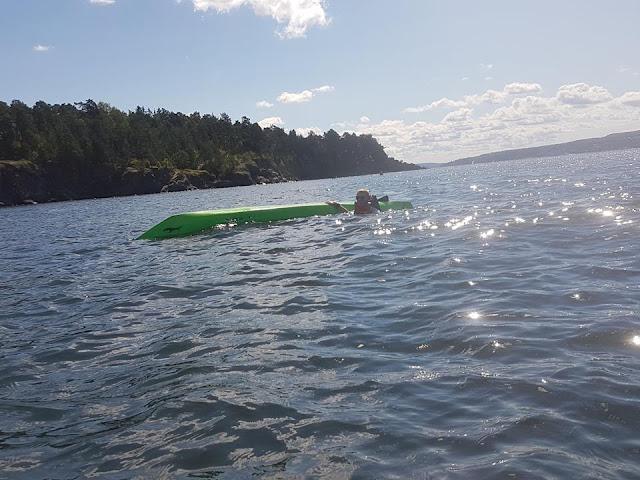 Oslo Kayak Tours, Oslo fjords