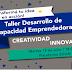 Taller De Desarrollo De Capacidad Emprendedora En Las Piedras Y Ciudad De La Costa