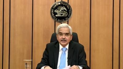 RBI governor Shashi Kant Das