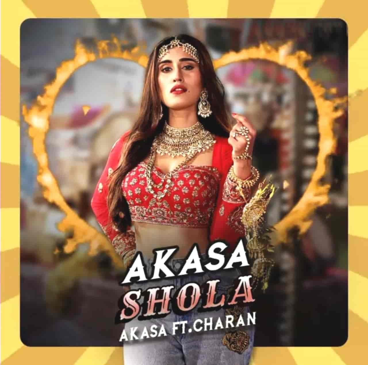 Shola Lyrics Akasa and Charan