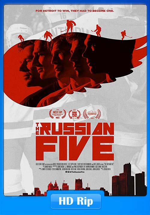 The Russian Five 2018 720p AMZN WEB-DL x264   480p 300MB   100MB HEVC Poster
