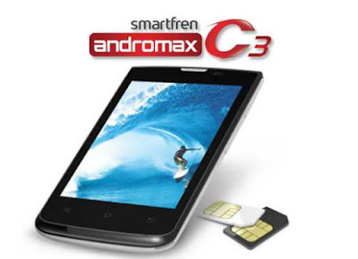 Review Smartfren Andromax C3
