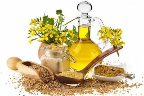Yellow Musturd Oil - पीली सरसों का तेल
