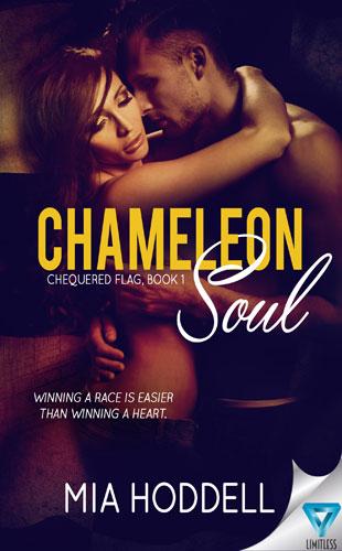 chameleon-soul by Mia Hoddell, New Adult Romance